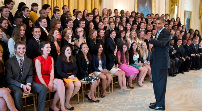 Weite Hose Sommer Four Brown U. Students Are White House Summer Interns | Wpro