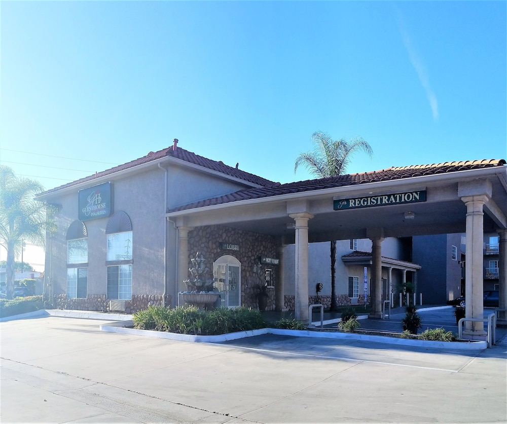 Guest House Inn Guesthouse Pico Rivera Downey In Los Angeles Hotel Rates