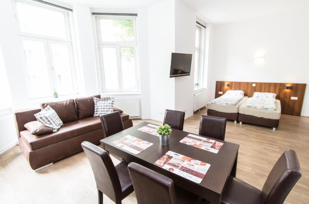 Leonhard Apartments Vienna Vienna Austria Expedia It