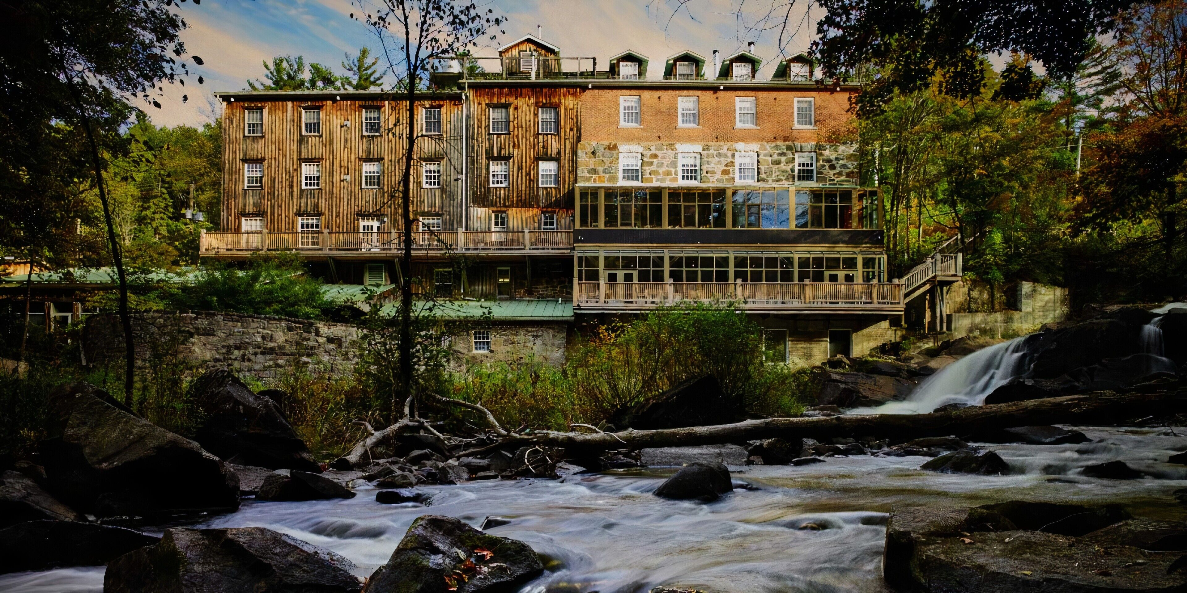 Moulin Wakefield Mill Hotel Spa Gatineau Can Expedia