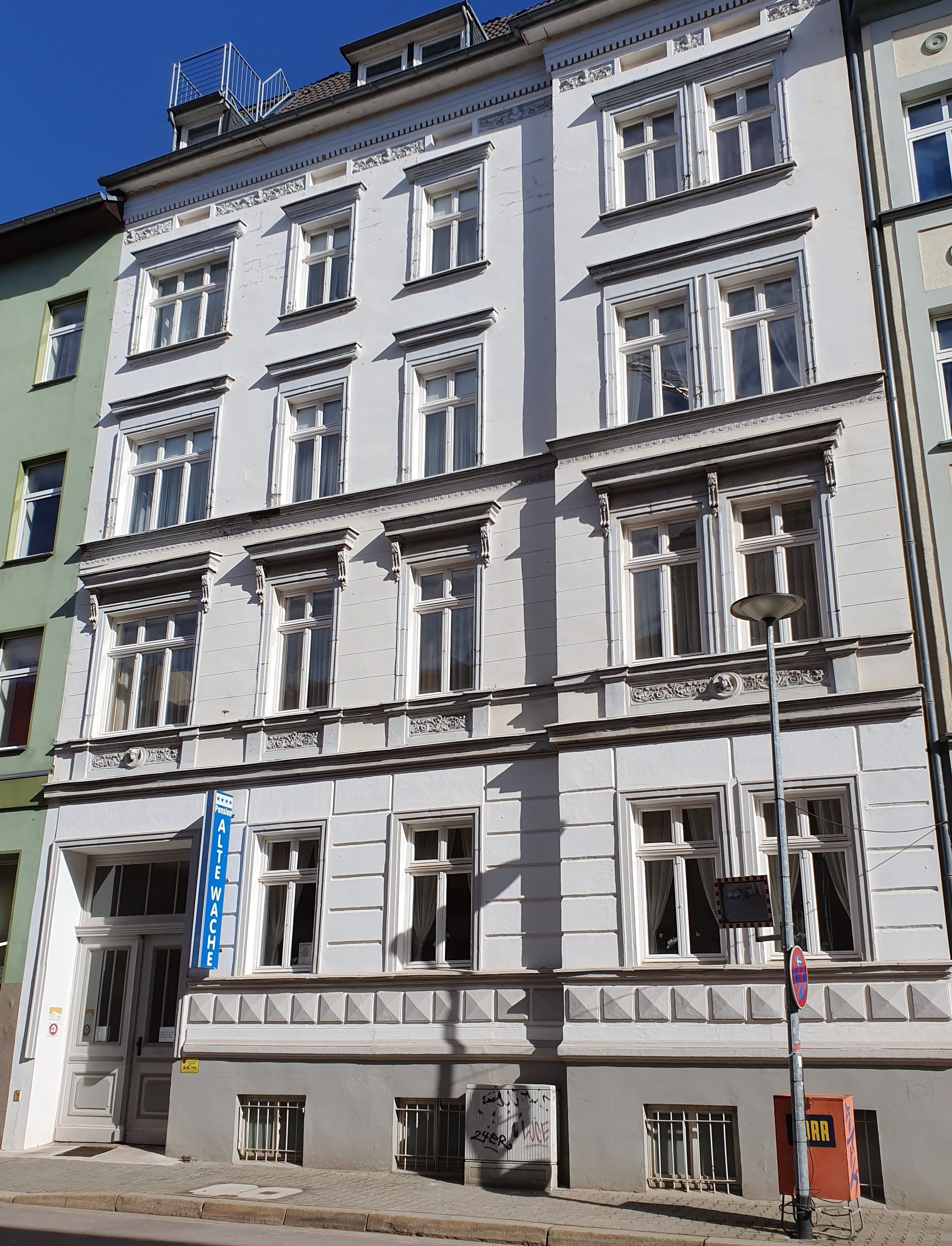 Pension Alte Wache In Magdeburg Germany Expedia