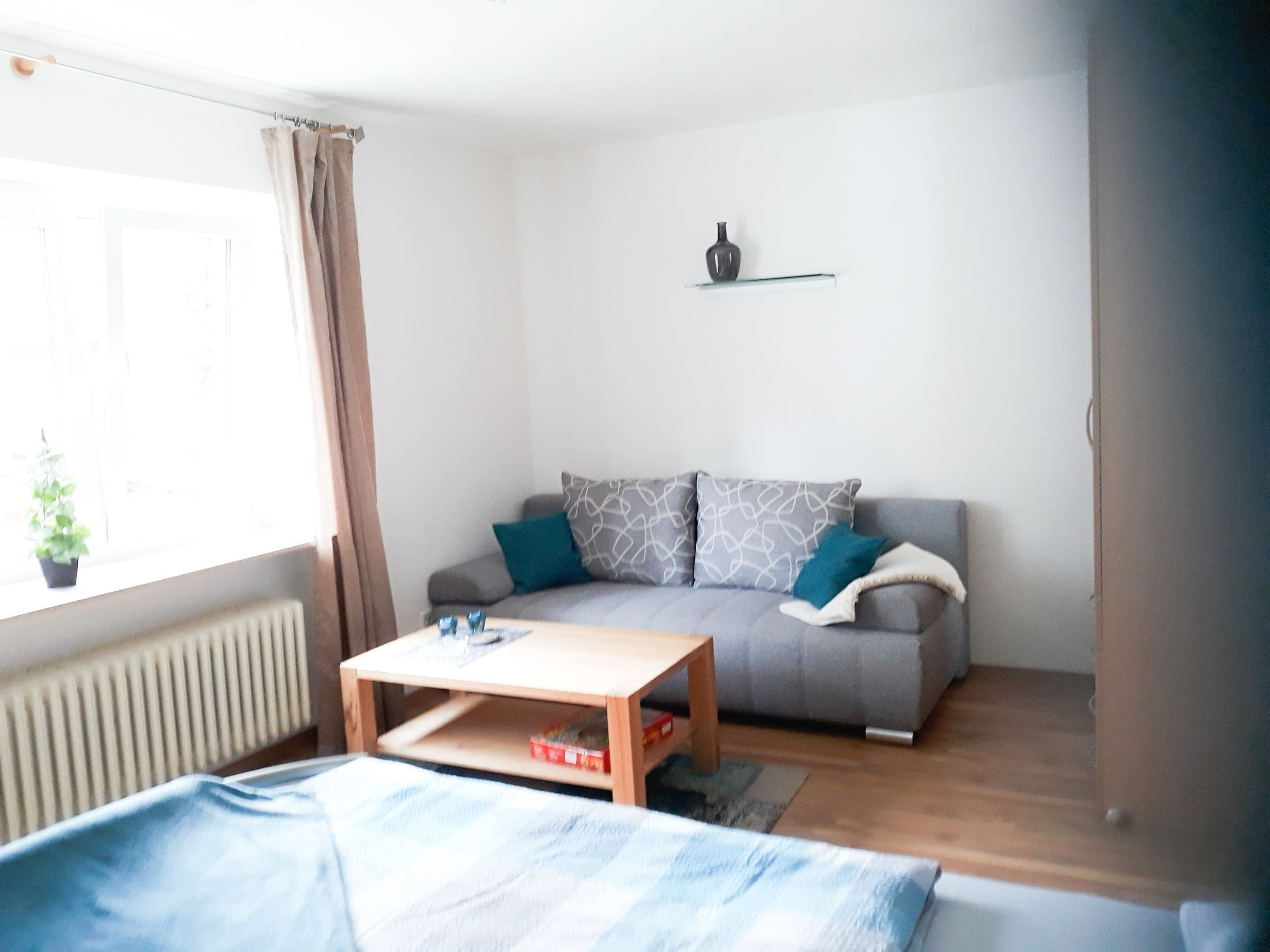 Apartment Mit Gartenblick 37qm 1 Wohn Schlafzimmer Max 3 Personen 2020 Room Prices Deals Reviews Expedia