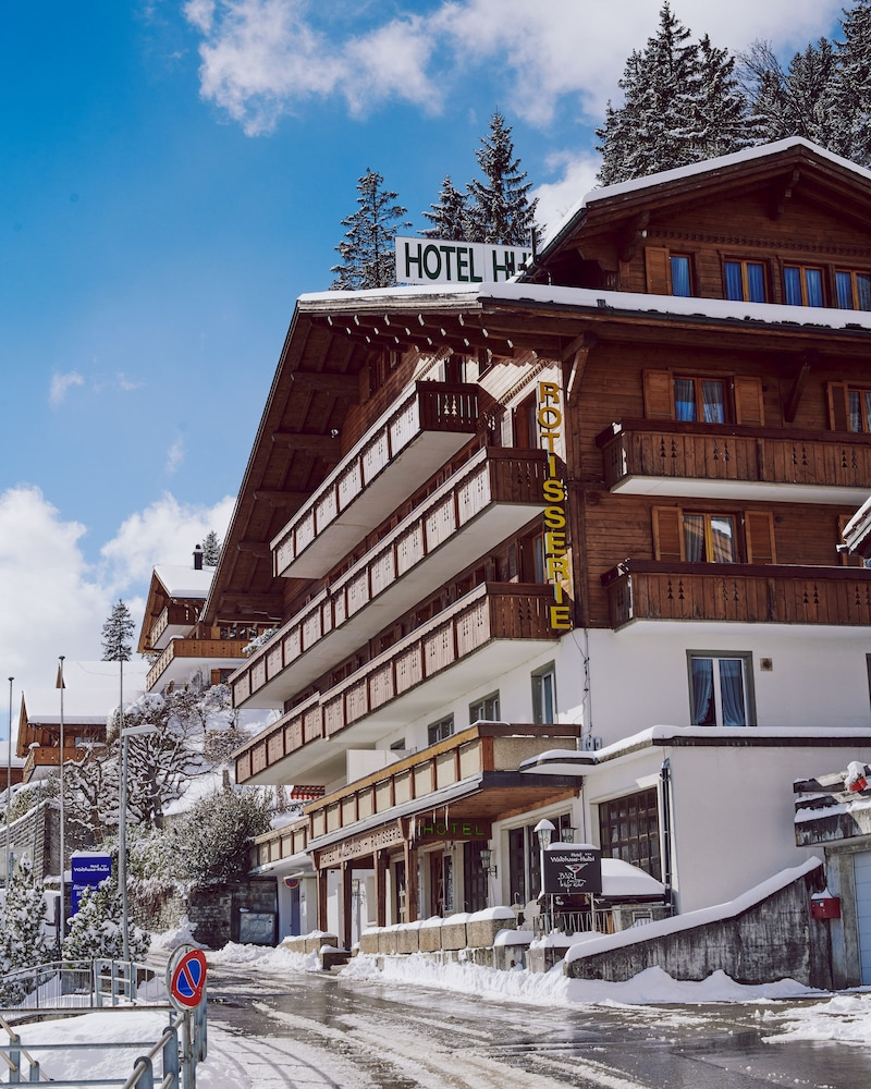 Hotel Huldi Adelboden Che Best Price Guarantee Lastminute Co Nz