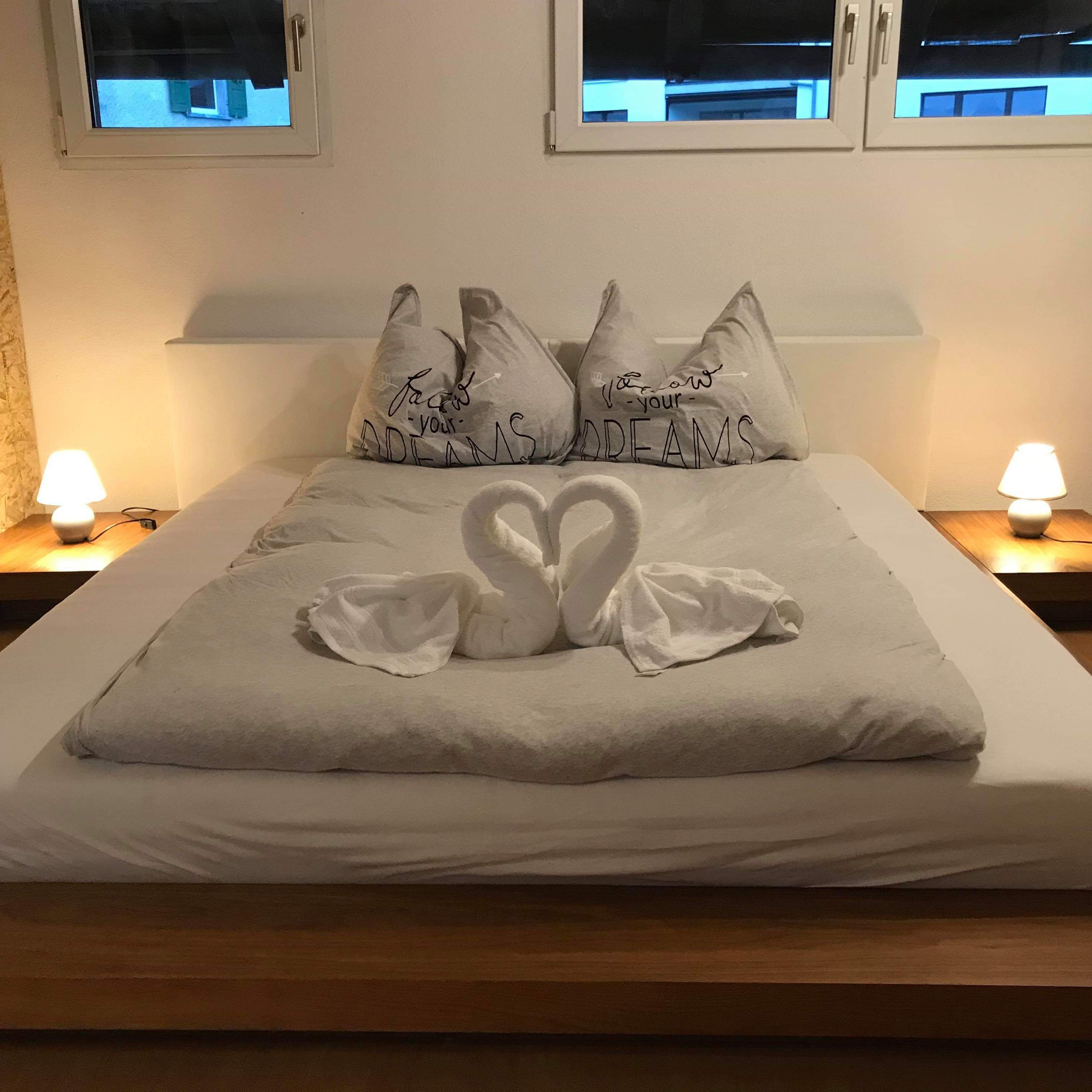 Fai S Guesthouse Loft Room With Private Bathroom And Kitchen Widnau Hotelbewertungen 2021 Expedia At