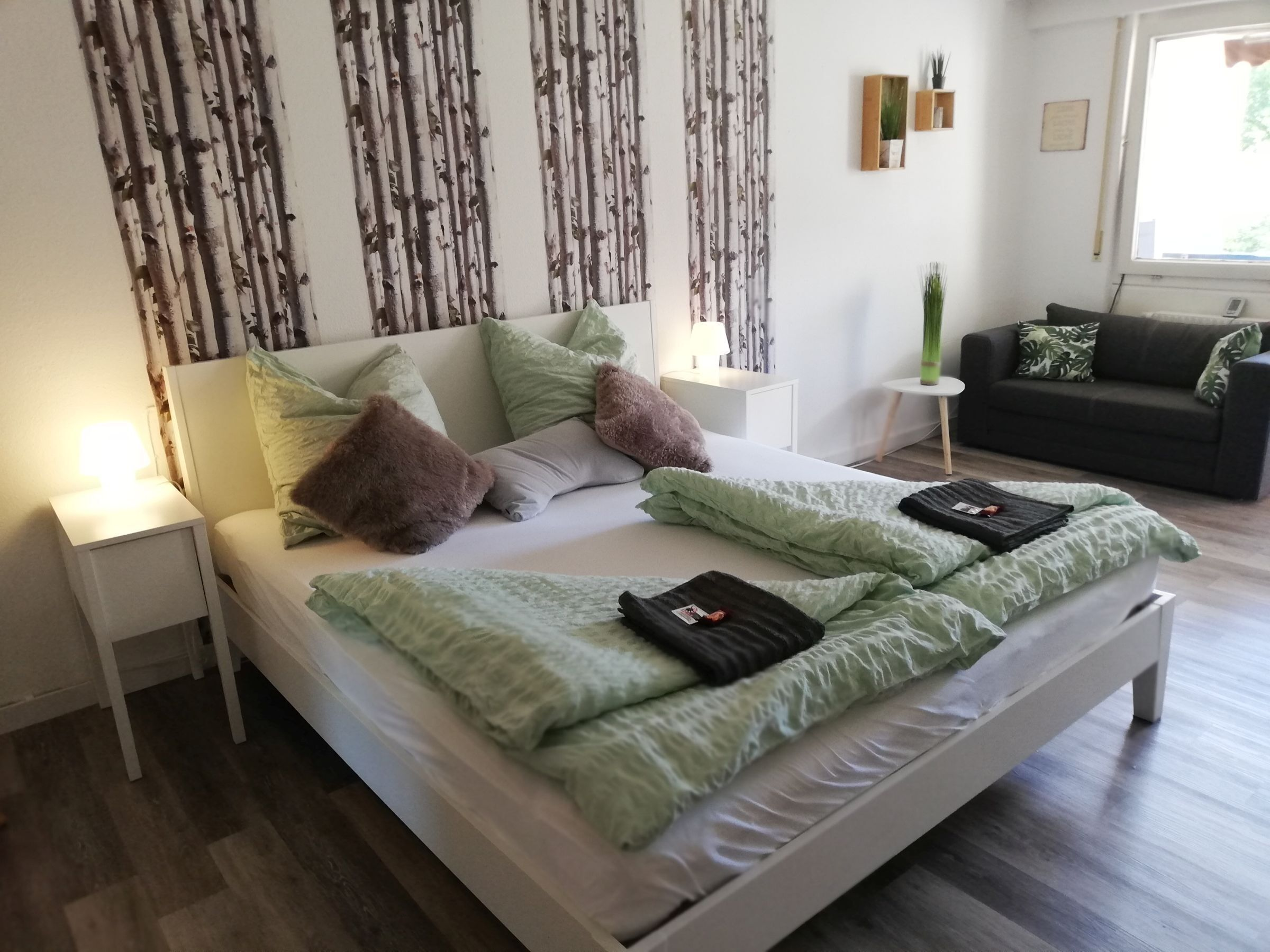 Lived In Appartement 32qm 1 Wohn Schlafzimmer Max 3 Personen 2021 Room Prices Deals Reviews Expedia Com