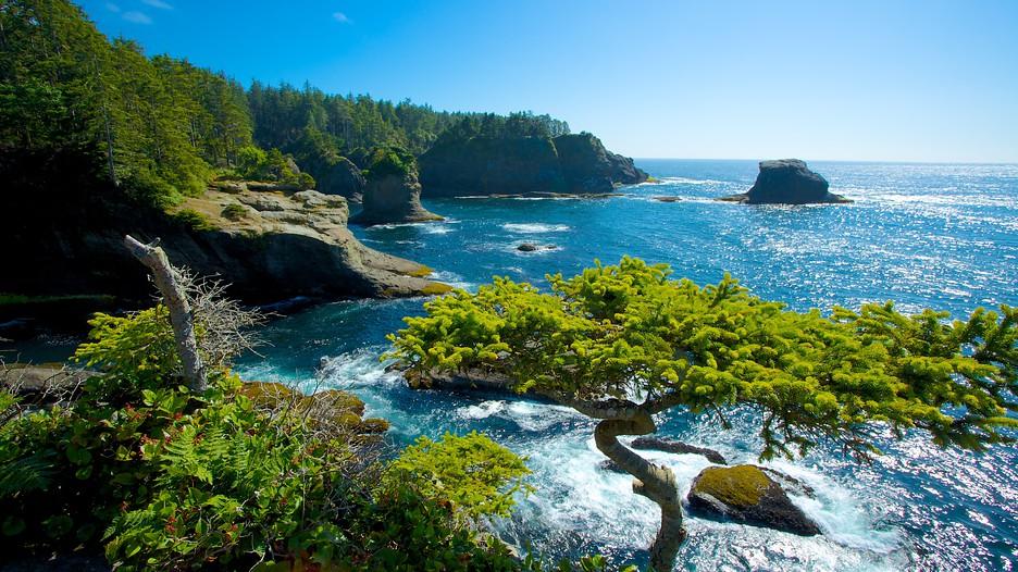 Fall Coastal Desktop Wallpaper Cape Flattery In Neah Bay Washington Expedia