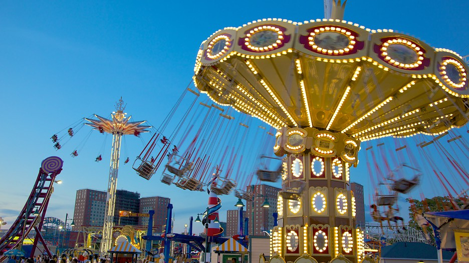 Tivoli Park Rides Coney Island Vacations 2017: Package & Save Up To $603