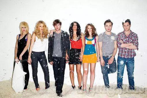 gossip girl season 4 episode 19 cast