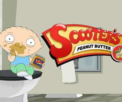 Family Guy - The Peanut Butter Kid
