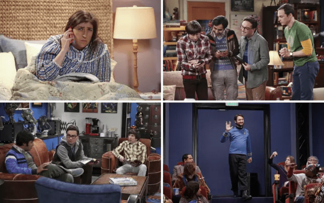 The Big Bang Theory - The Opening Night Excitation