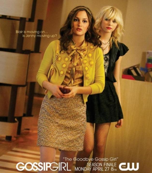 gossip girl season 2 episode 14 cast