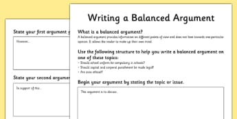 Ks2 Discussions And Balanced Arguments Non Fictions Ks2
