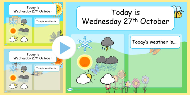 Weather  Seasons PowerPoint - seasons, weather, quiz , weather, summer