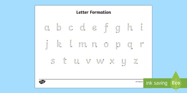 alphabet writing template - Minimfagency - practice alphabet writing