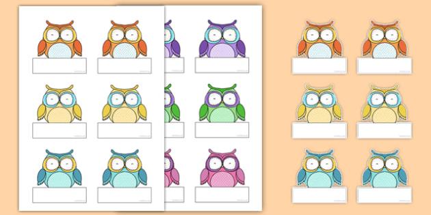 Printable Classroom Birthday Chart Free Theme Owl Themed Charts For