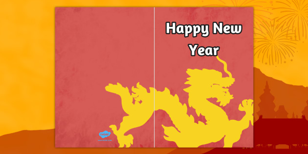 Chinese New Year Greeting Cards - cards, card, templates
