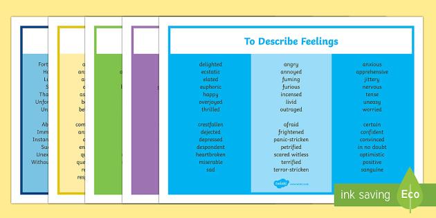 Using Higher Level Vocabulary Fiction Word Mat Pack - vocabulary, ks2