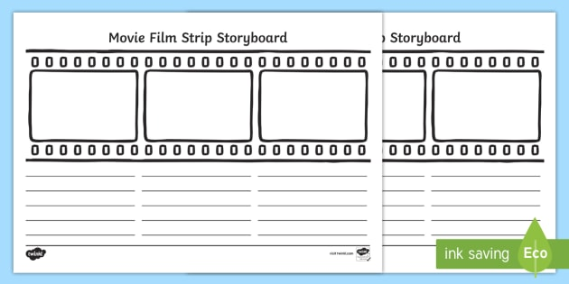 movie storyboard template - Onwebioinnovate - interactive storyboards