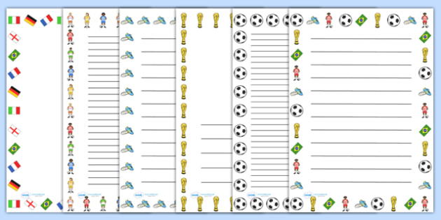 Football Page Border Images football, ball, play, sport