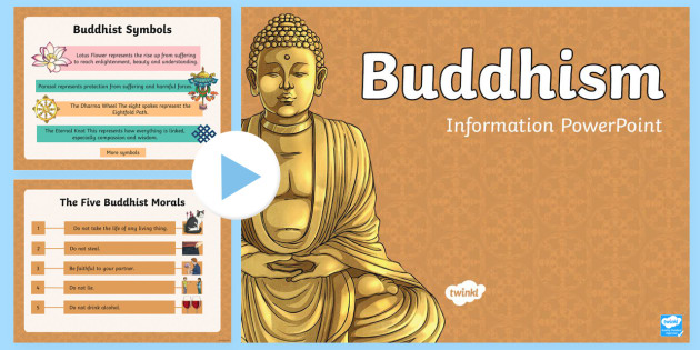 Buddhist Life Lesson Pack - Buddhism; Five Precepts; Monk; - buddhism powerpoint