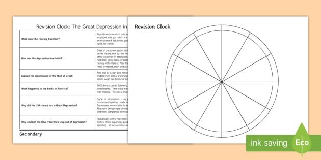 clock template - Romeolandinez