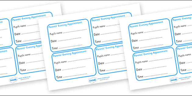 appointment slips - Jolivibramusic - appointment cards free templates
