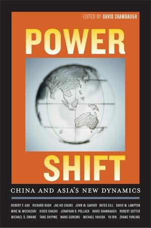 Power Shift by David Shambaugh - Paperback - University of