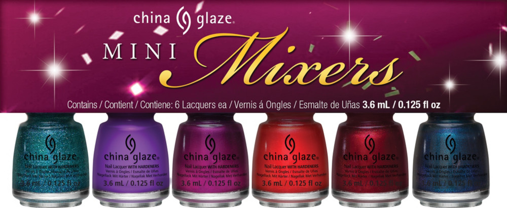 China Glaze Nail Polish Kits Hession Hairdressing