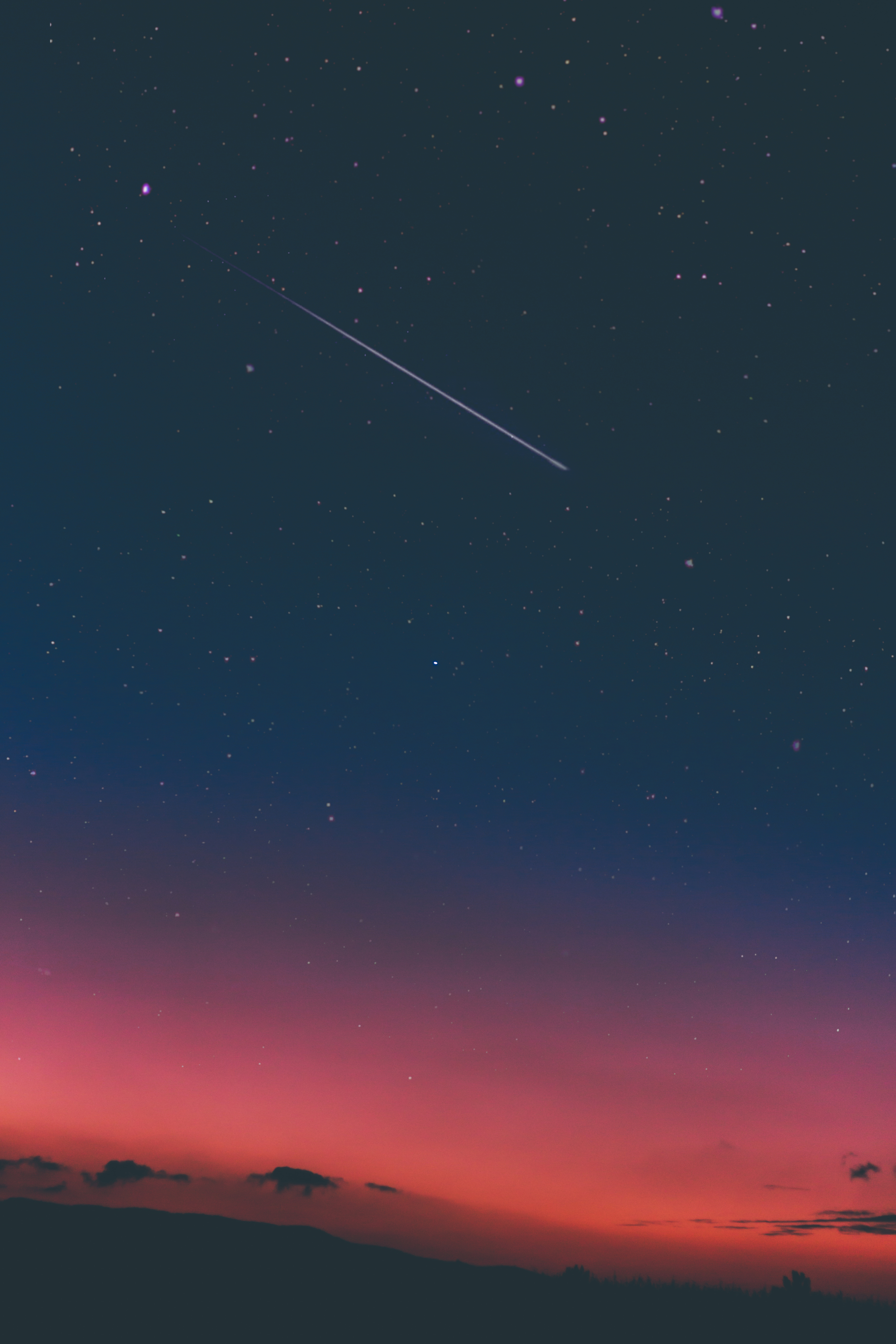 Red Iphone 7 Plus Wallpaper Shooting Star Photo By Diego Ph Jdiegoph On Unsplash