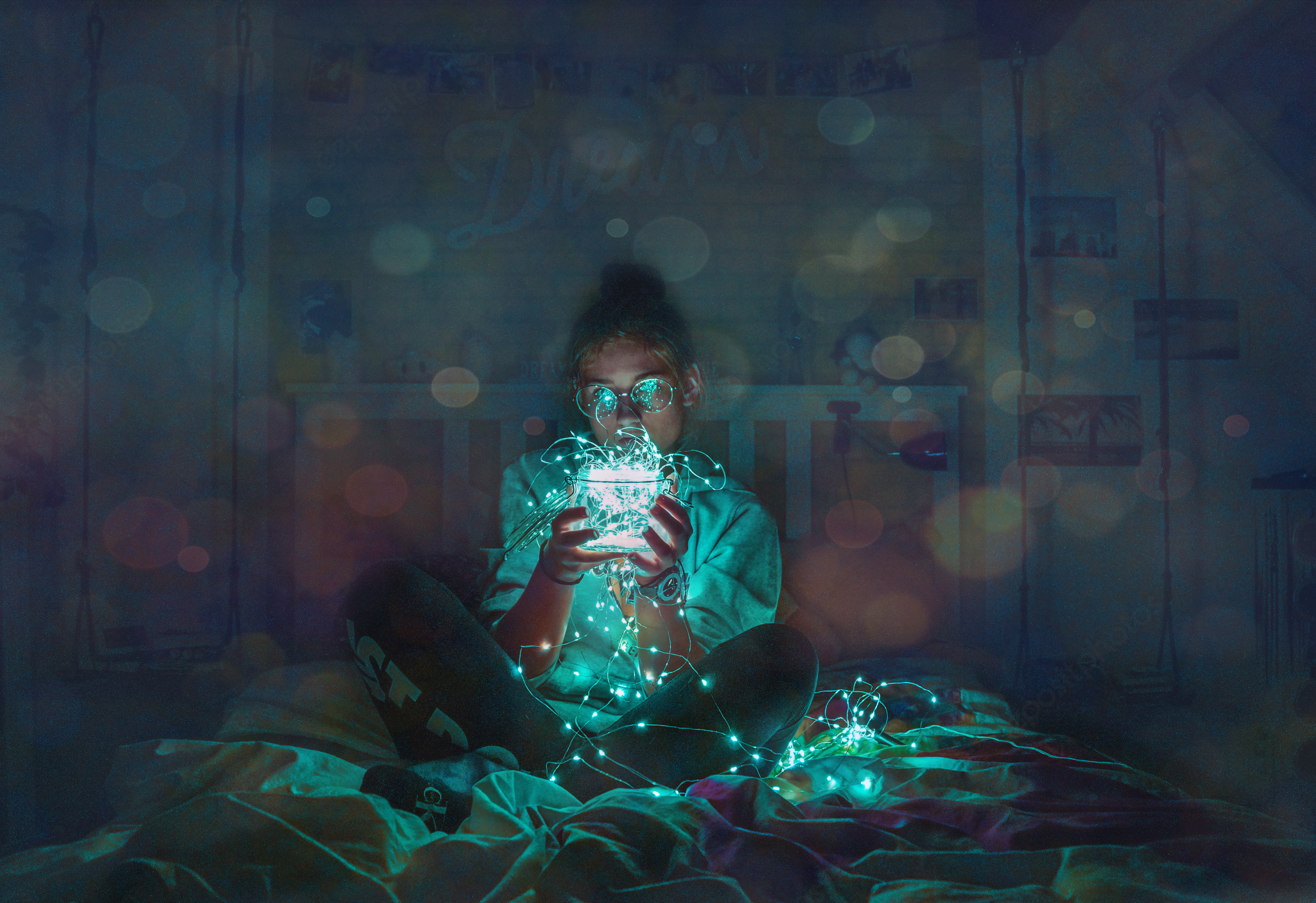 Facebook Wallpaper Girl There Is Always A Light For You Photo By Max Felner