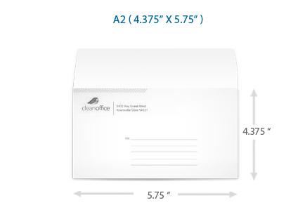 A2 Envelope RSVPs and Mailing Card Envelopes UPrinting