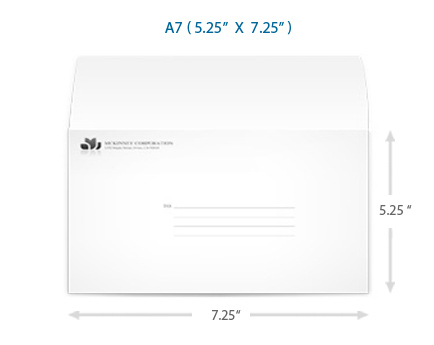 what size is a7 envelope - Mendicharlasmotivacionales