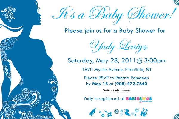 Baby Shower Invitations UPrinting
