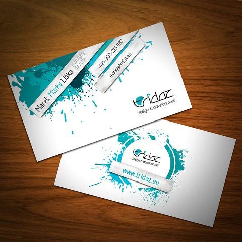 Custom Business Card Printing - Business Card Samples UPrinting