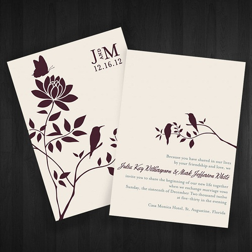 make invitations online to print