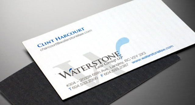 Professional Lawyer Business Cards Design Examples - UPrinting