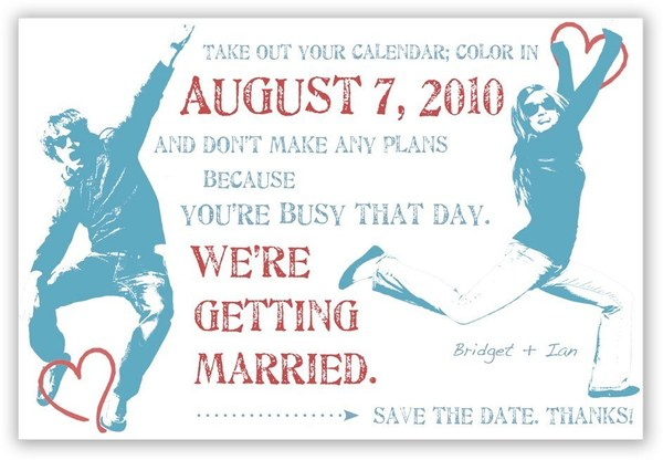 When was the last time a wedding invitation made you laugh out loud - best of invitation card wedding format