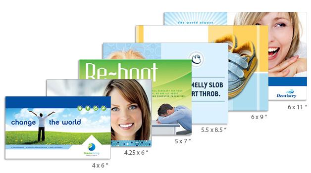Standard Postcard Size Printing Guide Uprintingcom