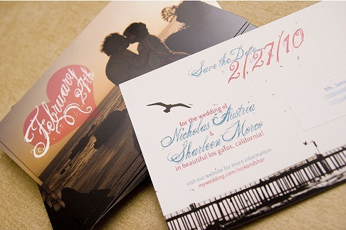 Wedding Postcards Online Postcard Printing UPrinting