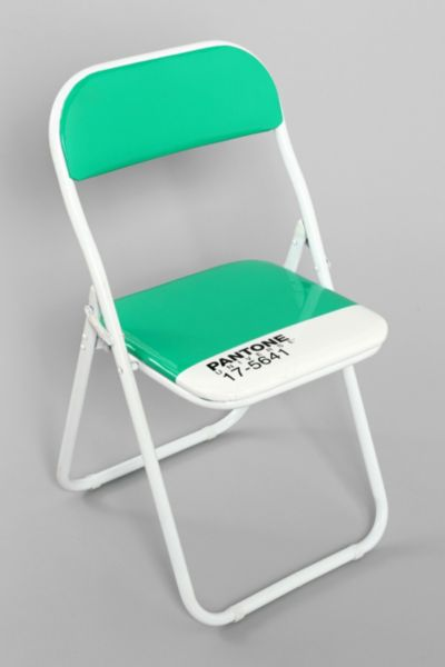 Pantone Chair Pantone Folding Chair Urban Outfitters