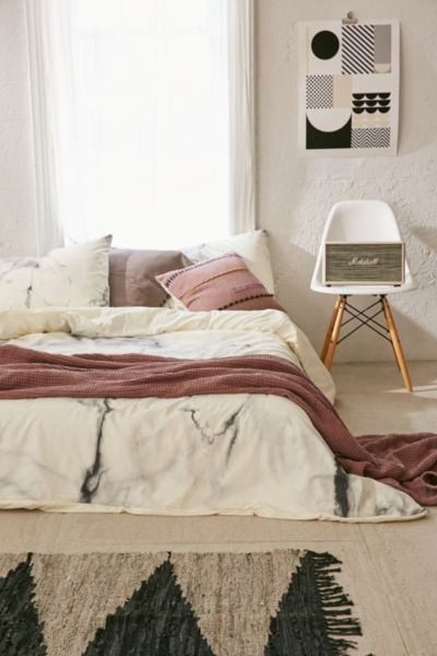 Bedroom Ideas Urban Outfitters Chelsea Victoria For Deny Marble Duvet Cover Urban