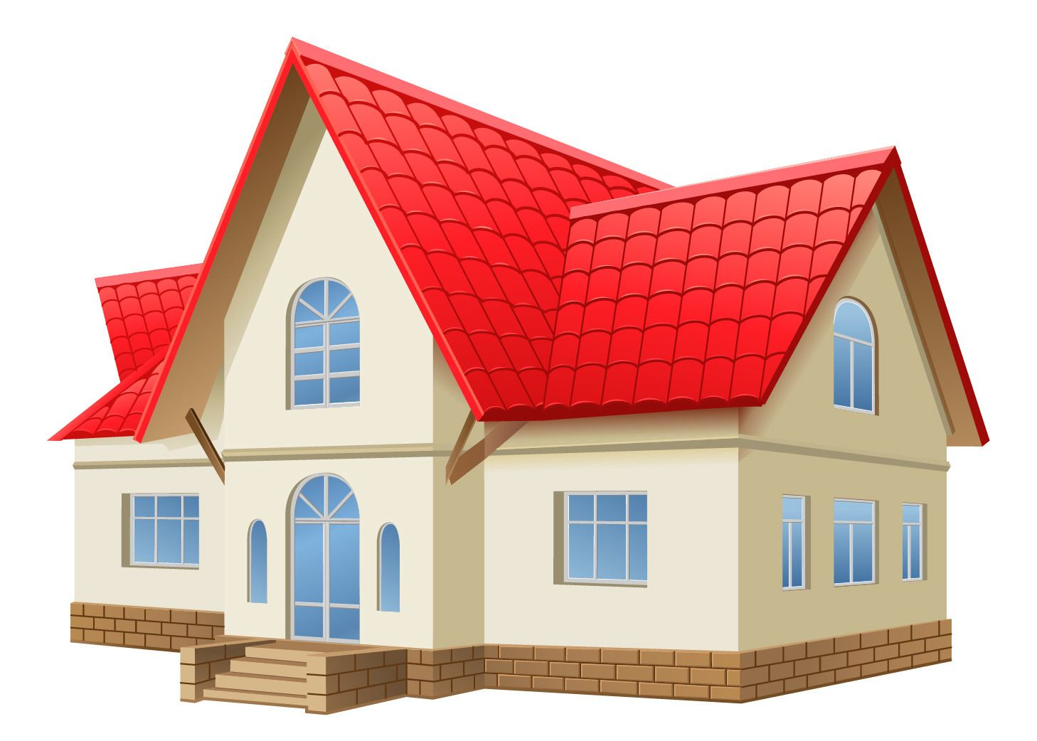 3d White Brick Wallpaper 3d Realistic 2 Almacenado Casa Descargar Vector