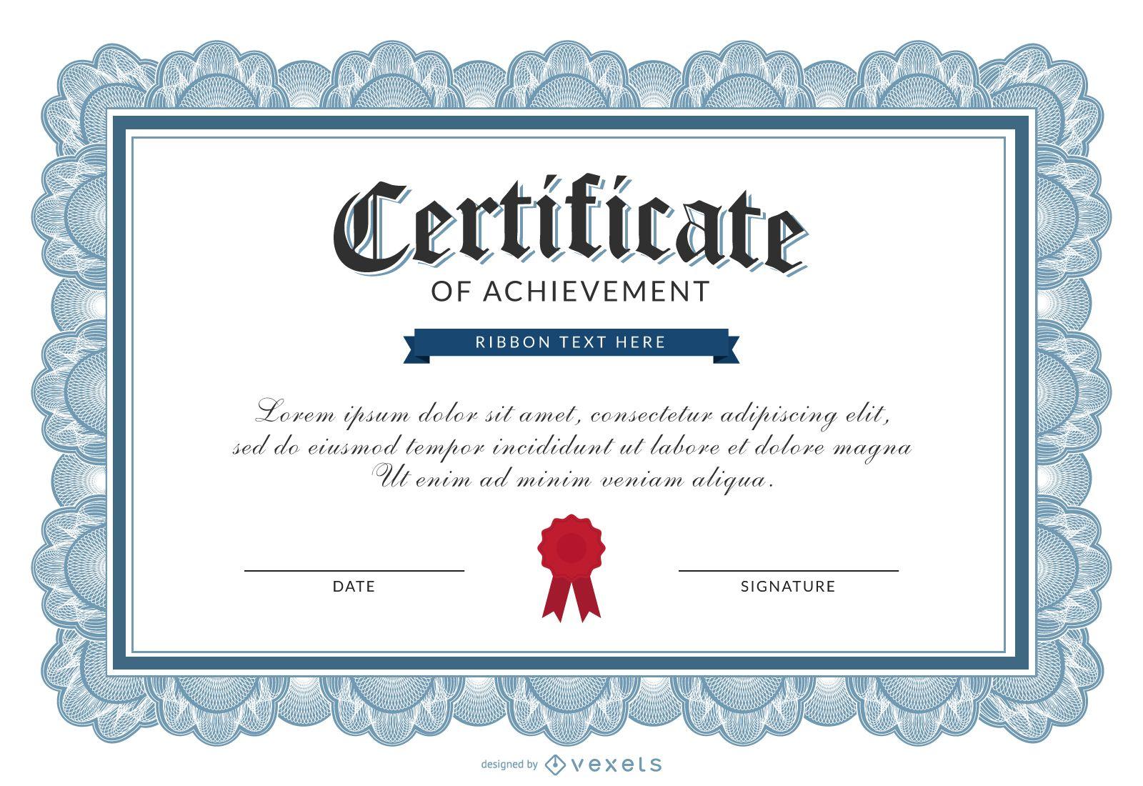 winner certificate wording