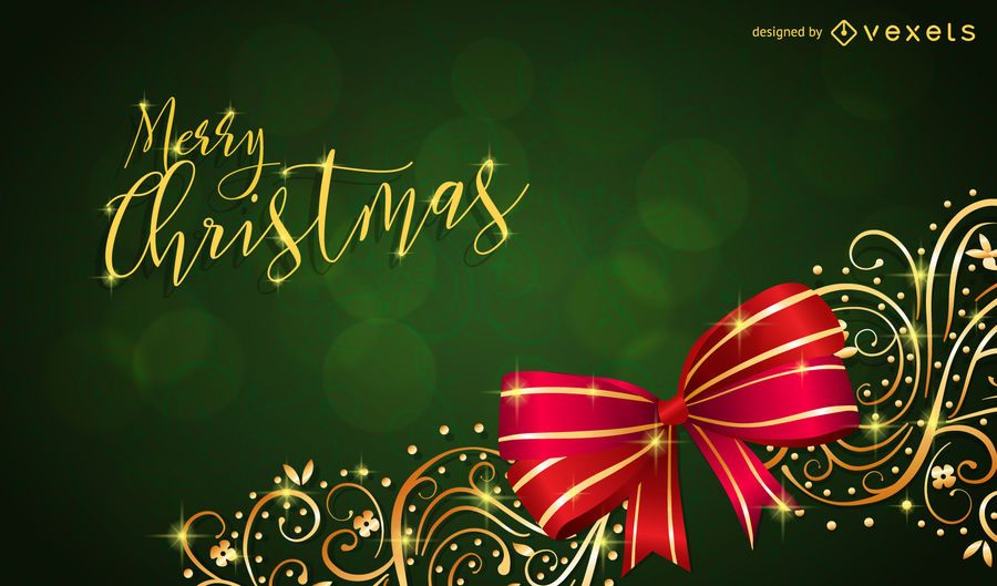 Christmas Background for Your Design - Vector download - christmas background image