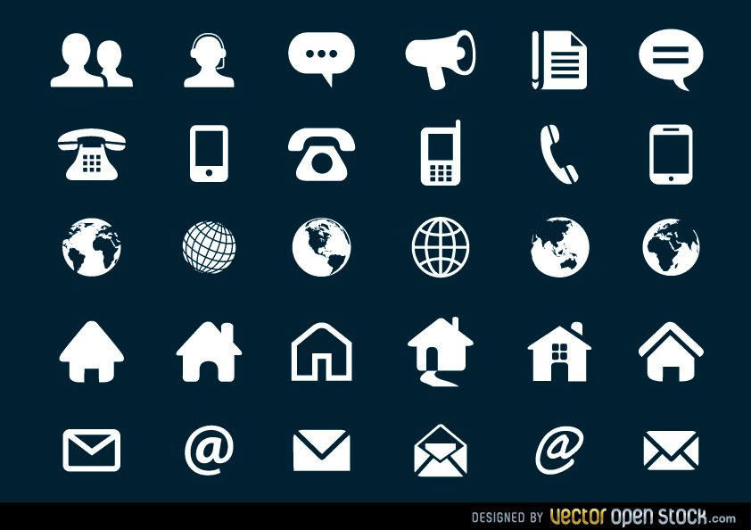 cv icons vector free png