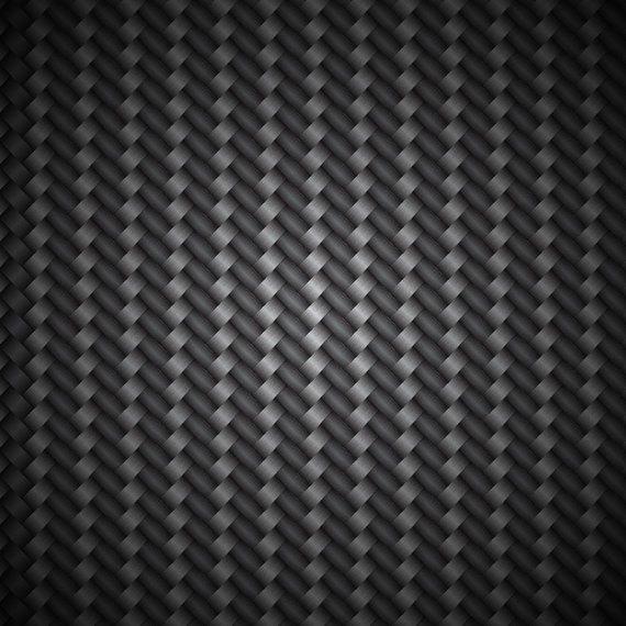 Metallic Carbon Fiber Pattern Background - Vector download