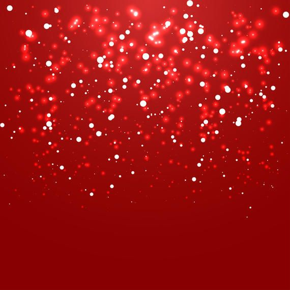 Red Glitter Christmas Background - Vector download