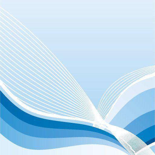 Simple Abstract Blue Background - Vector download