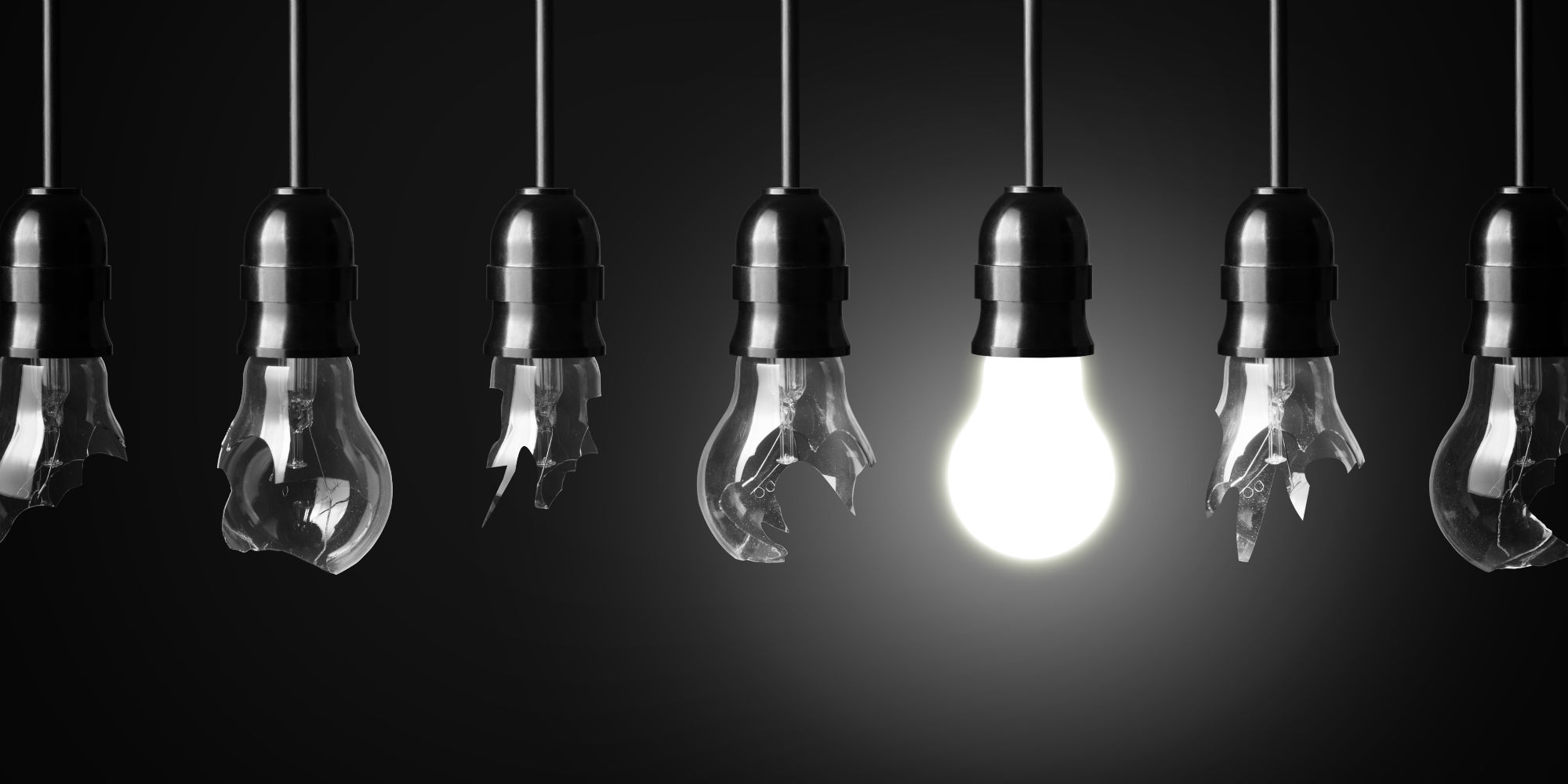 Lightbulb Lights Afraid Of The Dark Too Bad Your Smart Bulbs Can Be Hacked