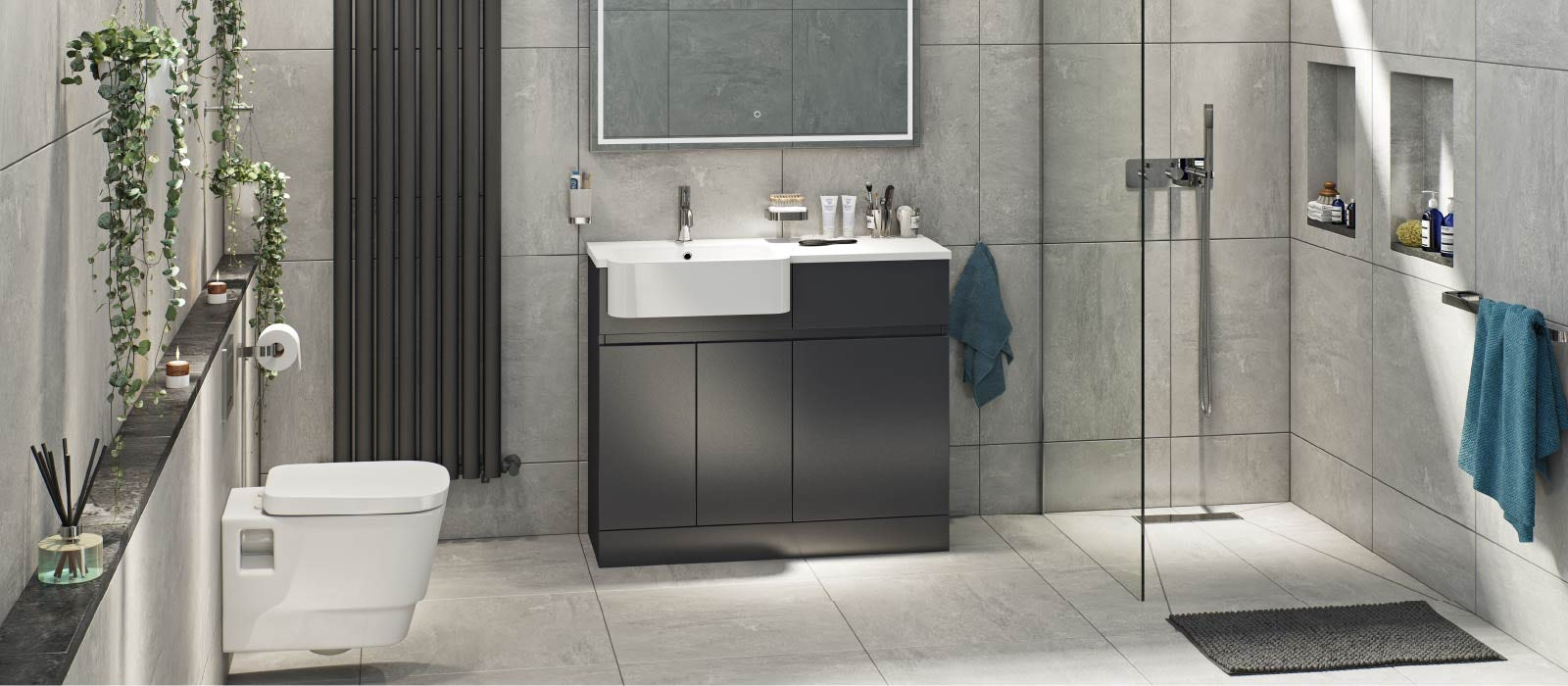 10 Modern Bathroom Ideas For 2021 Victoriaplum Com